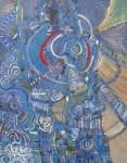 Obras de arte: America : Perú : Lima : chosica : Takiy