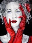 Obras de arte: Europa : Ucrania : Kiev : Kiev_ciudad : Carmen Ucrania
