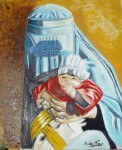 Obras de arte: Europa : España : Cantabria : Santander : ceguera mental