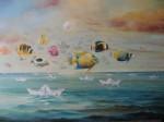 Obras de arte: America : Colombia : Bolivar : cartagenadeindias : La regata