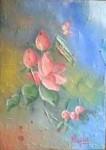 Obras de arte: America : Colombia : Antioquia : Medellín : Poma rosas
