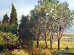 Obras de arte: America : Argentina : Cordoba : Rio_Ceballos : Jardines