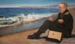 Obras de arte: America : México : Baja_California_Sur : lapaz : Observando el horizonte
