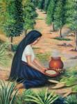 Obras de arte: America : México : Michoacan_de_Ocampo : Morelia : EL FOGON