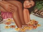 Obras de arte: America : México : Michoacan_de_Ocampo : Morelia : DE LA INOCENCIA A LA SENSUALIDAD