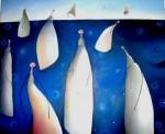 Obras de arte: America : Argentina : Buenos_Aires : Ciudad_de_Buenos_Aires : Serie: El señor de las caracolas
