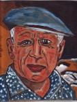 Obras de arte: Europa : España : Andalucía_Cádiz : Algeciras : Maestro Picasso
