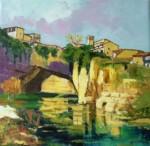 Obras de arte: Europa : España : Castilla_y_León_Burgos : Miranda_de_Ebro : Puentedey