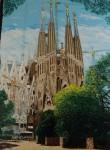 Obras de arte: Europa : España : Catalunya_Barcelona : Barcelona : Sagrada Familia