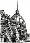 Sketch Congreso de La Nacion Argentina