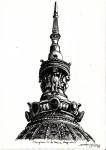 Obras de arte: America : Argentina : Buenos_Aires : Capital_Federal : Sketch Congreso de La Nacion Argentina