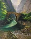 Obras de arte: Europa : España : Andalucía_Granada : armilla : arroyo