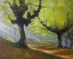 Obras de arte: Europa : España : Andalucía_Granada : armilla : bosque