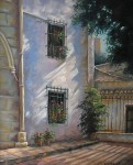 Obras de arte: Europa : España : Andalucía_Granada : armilla : casa albaizin