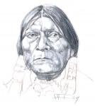 Obras de arte: America : Venezuela : Miranda : chacao : Sioux