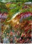 Obras de arte: Europa : España : Madrid : Valdemorillo : primavera