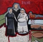Obras de arte: Europa : España : Valencia : el_Perello : Espill