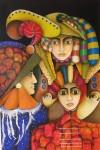 Obras de arte: America : Colombia : Distrito_Capital_de-Bogota : Bogota_ciudad : SOLDADOS 3