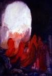 Obras de arte: Europa : España : Extrmadura_Cáceres : plasencia : La caverna de Platón