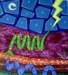 Obras de arte: America : Perú : Puno : Puno_ciudad : Illapa dios del rayo