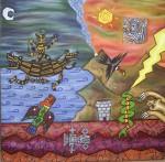 Obras de arte: America : Perú : Puno : Puno_ciudad : Dioses Andinos