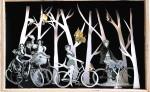 Obras de arte: Europa : España : Madrid : Madrid_ciudad : Mercedes y familia