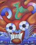 Obras de arte: America : Perú : Puno : Puno_ciudad : Diablo Juleño