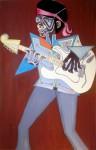 Obras de arte: America : Argentina : Buenos_Aires : Capital_Federal : Hendrix