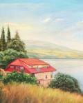 Obras de arte: Asia : Israel : Southern-Israel : Ashkelon : The breath of summer