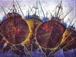 Obras de arte: Europa : España : Canarias_Las_Palmas : ciudad : OXIDACION