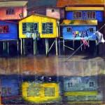 Obras de arte: America : Chile : Los_Lagos : Puerto_Varas : Sin titulo