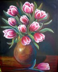 Obras de arte: Europa : España : Canarias_Las_Palmas : Maspalomas : Tulipanes