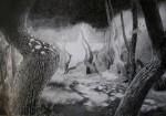 Obras de arte: America : Ecuador : Imbabura : ATUNTAQUI : !EL BOSQUE ENCANTADO!