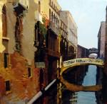 Obras de arte: Europa : España : Catalunya_Girona : Sant_Julia_del_Llor : Venecia 2