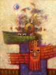Obras de arte: America : Perú : Lima : SanLuis : Impetración