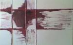Obras de arte: America : Argentina : Buenos_Aires : Cuidad_Aut._de_Buenos_Aires : Mancha roja