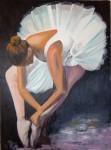 Obras de arte: Europa : España : Cantabria : Santander : bailarina