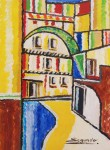 Obras de arte: Europa : España : Catalunya_Barcelona : Badalona : CALLEJO2