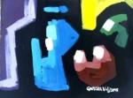 Obras de arte: America : Uruguay : Montevideo : Montevideo_ciudad : damajuana