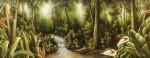 Obras de arte: America : Colombia : Meta : guamal : manigua