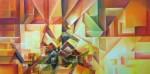 Obras de arte: America : Colombia : Meta : guamal : magico
