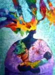 Obras de arte: America : Bolivia : Cochabamba : Cochabamba_ciudad : Maternidad