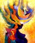 Obras de arte: America : Bolivia : Cochabamba : Cochabamba_ciudad : Dulce espera