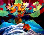 Obras de arte: America : Bolivia : Cochabamba : Cochabamba_ciudad : Enfermo