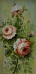 Obras de arte: Europa : Francia : Centre-Francia : www.artmajeur.com/pelvera : Roses. A bouquet.
