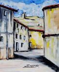 Obras de arte: Europa : España : Catalunya_Barcelona : Badalona : EL PUEBLO (CALLE)