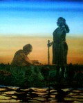 Obras de arte: America : Chile : Los_Lagos : puerto_montt : Al final del día