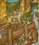 Obras de arte: America : México : Mexico_Distrito-Federal : Coyoacan : FOGON
