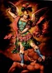 Obras de arte: America : Perú : Cusco : cusco_ciudad : Arcangel Gabriel
