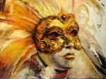 Obras de arte: America : Argentina : Buenos_Aires : Ciudad_de_Buenos_Aires : La Mascara Veneciana (Serie)